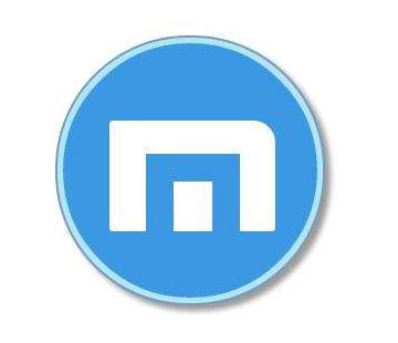 遨游Maxthon浏览器